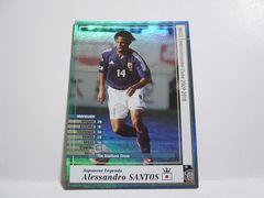 WCCF 2009-2010 J-LE アレサンドロ・サントス 三都主 09-10