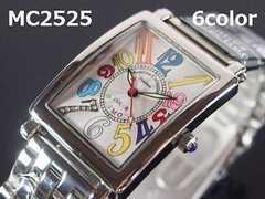 【送無/小売48000円】日本製ムーブMontresCollection腕時計MH