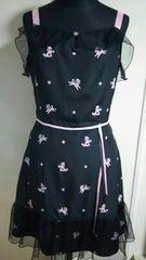 MILK★プードル柄dress