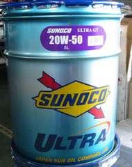 �� SUNOCO �i�X�m�R�j ULTRA GT.20W-50.API-SL. 20L�ł��B
