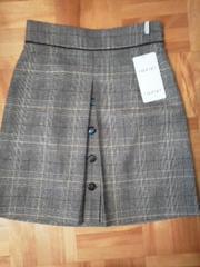 INDIVI気品あるスカート売価16275円値札付/送料180円