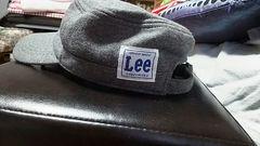 Lee☆*グレ~。シンプル*cap☆*