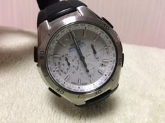 CASIOカシオウェーブセプターWVQ-M410-1AJFメンズアナログ腕時計