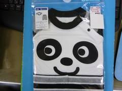 新品未使用 半袖T型パジャマ   80
