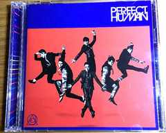 【安!】PERFECT HUMAN(TYPE-A)(DVD付) CD+DVD