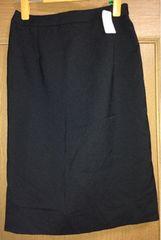 新品★64cm★タイト黒スカート★オフィス リクルート 正装可能