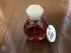 貴重レアボディショップパフュームオイルパチューリ香水コロン