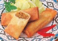 冷凍食品 キーマカレー春巻 20本