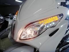 スカイウェイブ LEDウィンカー&プロジェクター ヘッドライト