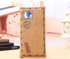 ★iphone6 (4.7インチ)6S エアメール型レザーケース アイフォン メール便