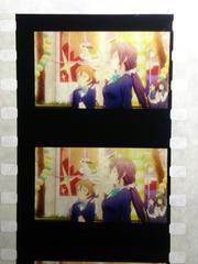劇場版ラブライブ■入場者特典フィルム 東條希.Blu-raydvdポスタータペストリー