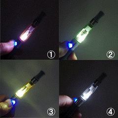 LEDアトマイザー新品電子タバコ用 BBOYBGIRLクラブヒップホップーPURPLE