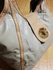 ガリャルダガランテ/GALLARDA Gレザーショルダーボストンバッグ