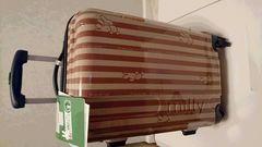 ミッフィーmiffyスーツケース、キャリーケースです♪バッグ付き