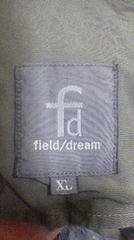 ��x�����Ă܂���field dream�W���P�b�g