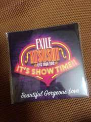 EXILE ATSUSHI アツシ ライブCD beautiful gorgeous love