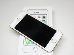 ◆安心保証◆新品即決◆au iPhone5s 16GB ゴールド◆白ロム