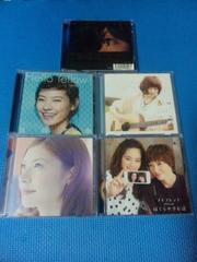 住岡梨奈 アルバム「Watchword」+マキシシングル4枚 初回CD+DVD テラスハウス