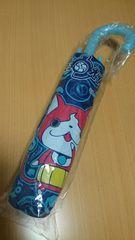 新品★妖怪ウォッチ★ジバニャン折りたたみ傘★ブルー