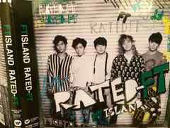 �����A!��FTISLAND/RATED-FT��Family Mart�����/CD+DVD����i!