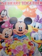 2017ディズニーカレンダー 非売品 Disney ミッキーマウス