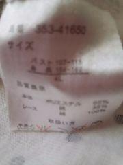 4L 水玉ノースリーブシャツ☆彡
