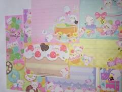 Honey Candy バラメモ シロクマ ドーナッツ ケーキ クローバー