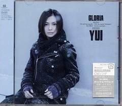 YUI★GLORIA★初回生産限定盤★未開封