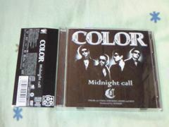 CD�{DVD COLOR Midnight call