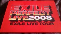 EXILE   �p�[�t�F�N�g���C�u2008
