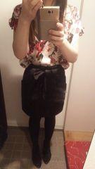 ランバン♪綺麗リボンスカート♪