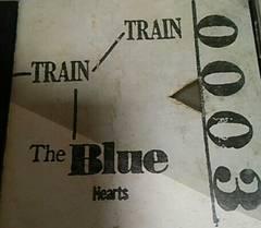 CD ブルーハーツ TRAIN TRAIN 帯なし