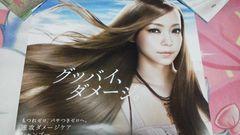 新品安室奈美恵オレオドールポスター