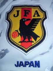 adidas アディダス サッカー 日本代表 ユニホーム アウェイ ホワイト Oサイズ 2006 ドイツ