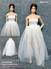 DOLLSFIGURE ドールズフィギュア CC277 One-piece Wedding Dress