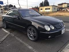 cl500 AMG