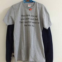 シュプリーム2016AW fuckTシャツ 送料込み 新品未使用