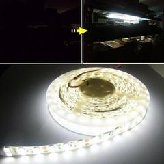 24V船舶漁船用/5メートル/防水LEDテープライト蛍光灯・作業灯