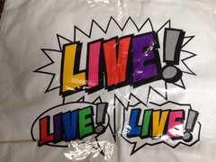 NEWS LIVE!×3 トートバッグ 2010コンサートグッズ テゴマス