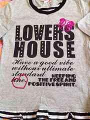 (*^o^*)ラバーズハウス*半袖Tシャツ*150cm*