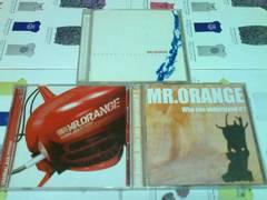 《MR.ORANGE》�Bセット メロコア ミスターオレンジ ロック ROCK