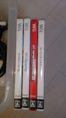 Wiiソフトまとめ売り。