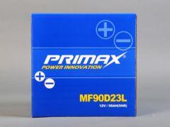 �V�i�o�b�e���[ PRIMAX MF 90D23L 55D 65D 75D 80D �K��