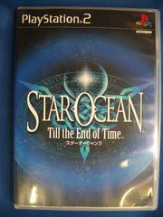 PS2 スターオーシャン Till the End of Time