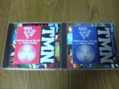 TMN CD FINAL LIVE LAST GROOVE2枚セット