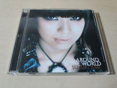 鈴木亜美CD「AROUND THE WORLD」 鈴木あみ初回DVD付●