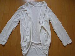 UVカット☆ホワイトカーデ
