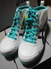 送料込☆アシックス安全靴【新作35白】28cm