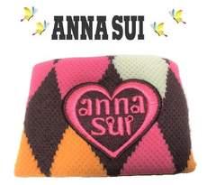 【ANNA SUI】アナスイ スポーツ リストバンド
