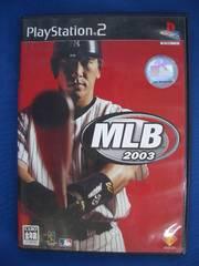PS2 MLB2003/�싅